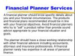 financial planner services70