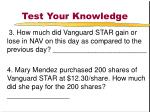 test your knowledge45