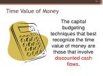 time value of money5