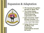 expansion adaptation36