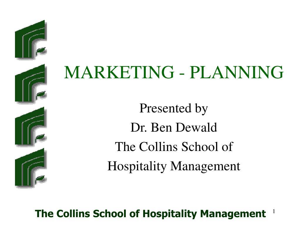 marketing planning l.