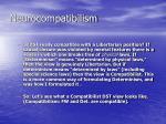 neurocompatibilism