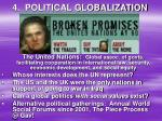 4 political globalization