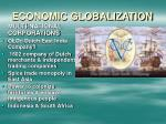 economic globalization8