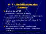 a i identification des risques7
