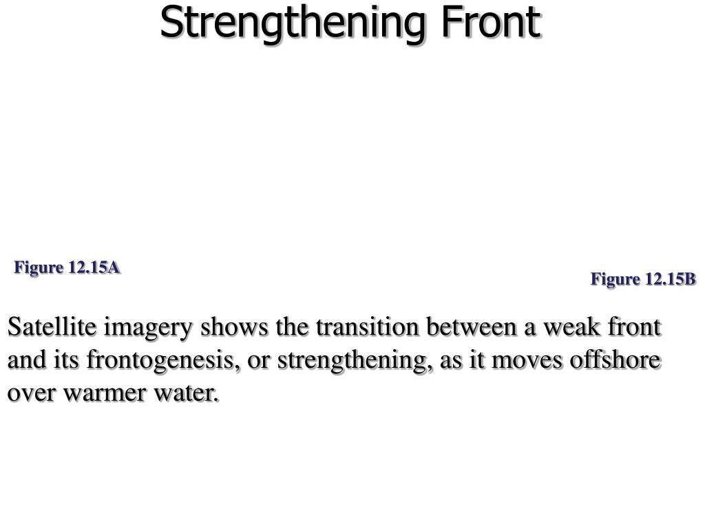 Strengthening Front