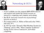 networking gui s