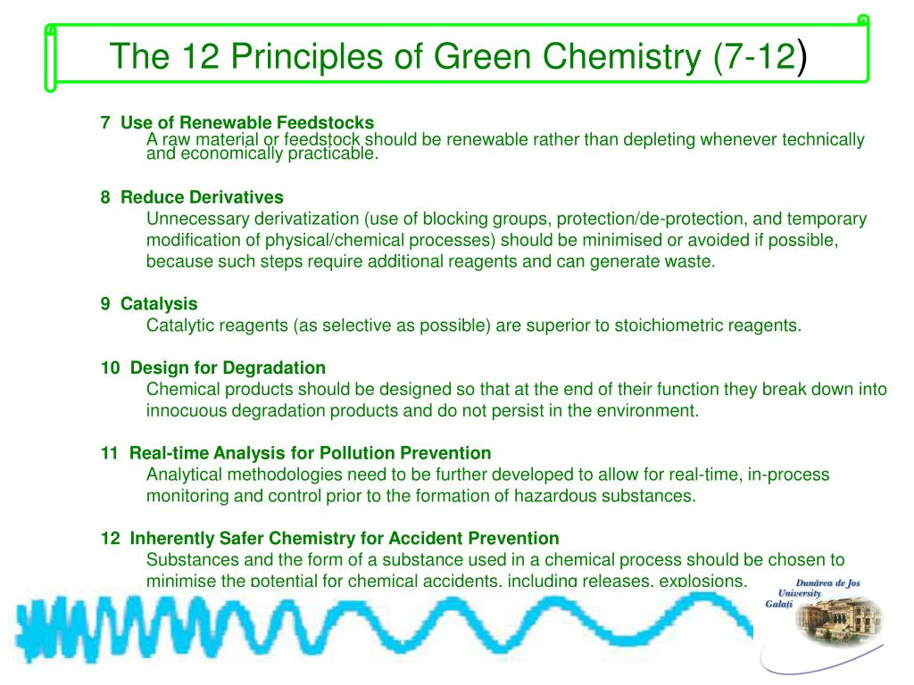 PPT - Green Chemistry: Microwave Assisted Organometallic Reaction