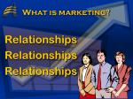 what is marketing9