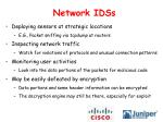 network idss