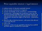 prior equitable interest v legal interest1