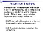 assessment strategies10