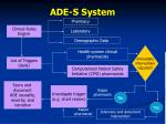 ade s system