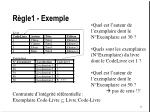 r gle1 exemple