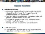 business resumption6