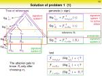 solution of problem 1 1