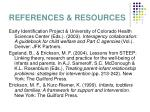 references resources46