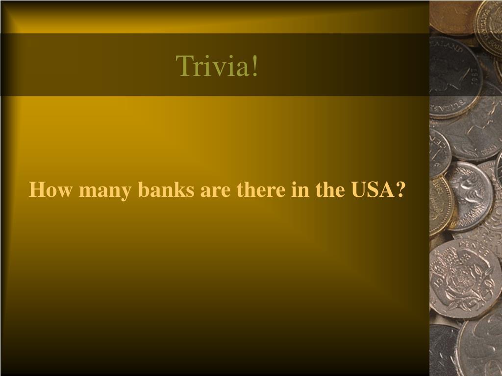 Trivia!