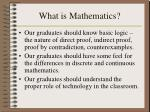 what is mathematics4