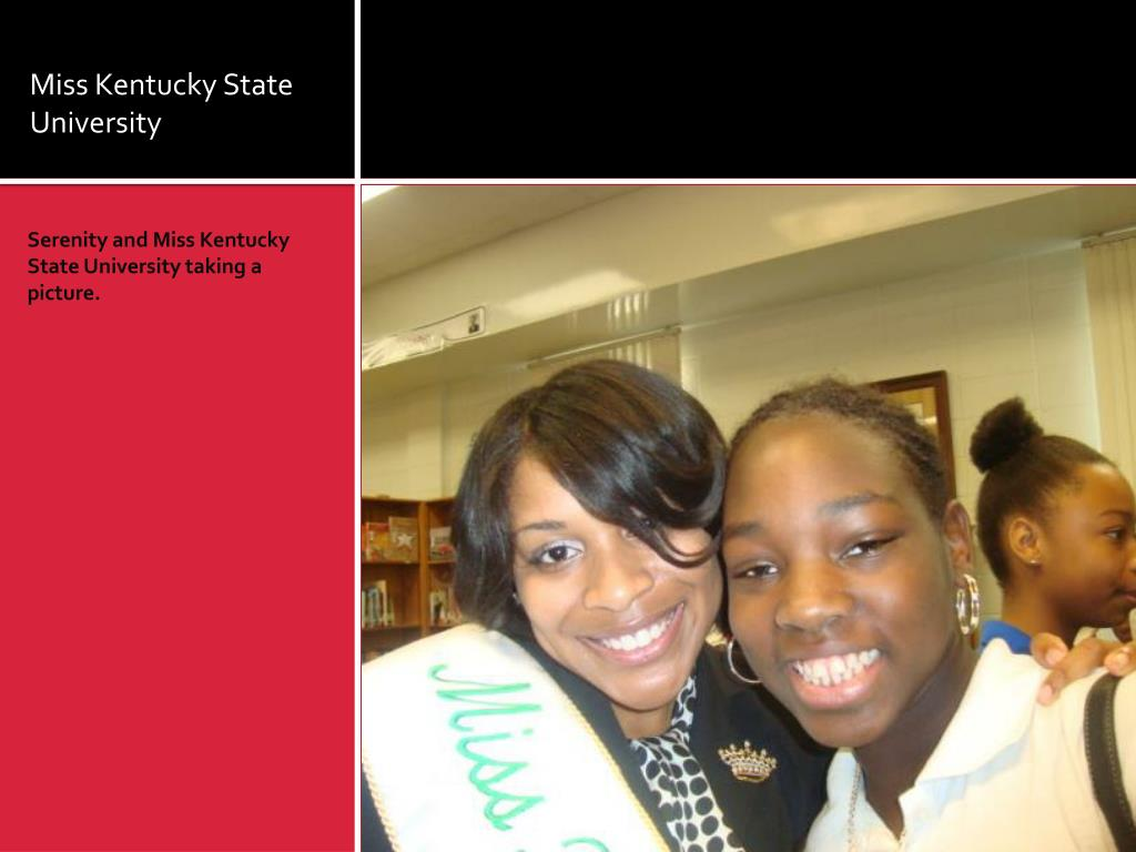 Miss Kentucky State University