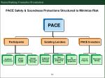 pace safety soundness protections structured to minimize risk