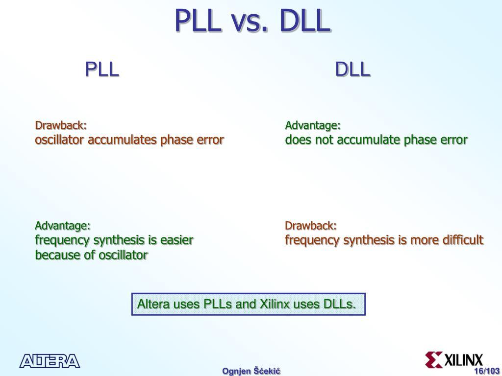 PPT - Altera vs  Xilinx PowerPoint Presentation - ID:235726