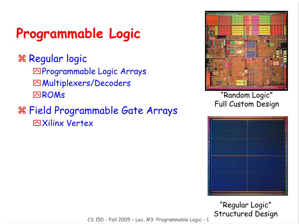 programmable logic l.
