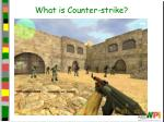 what is counter strike4