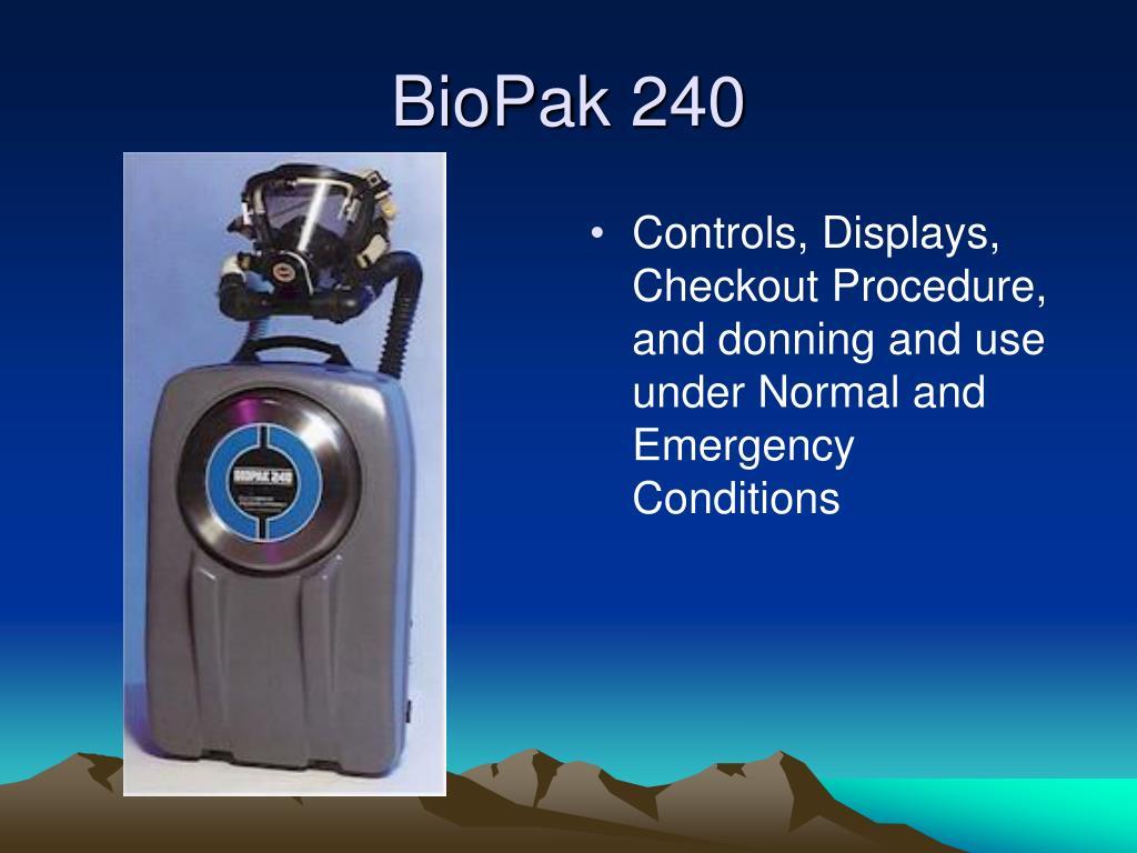 biopak 240 l.