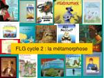 flg cycle 2 la m tamorphose