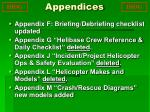 appendices58