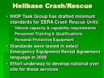 helibase crash rescue