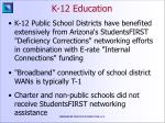 k 12 education