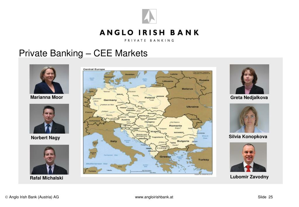 Private Banking – CEE Markets