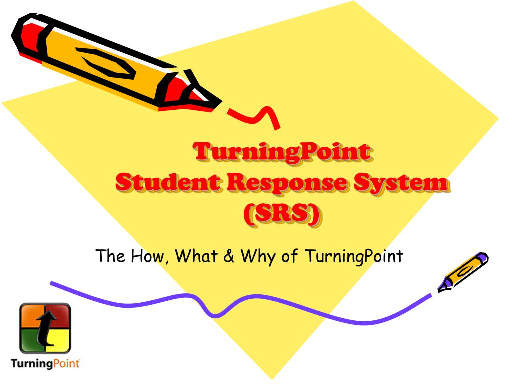 turningpoint student response system srs l.