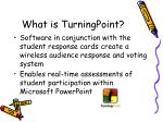 what is turningpoint