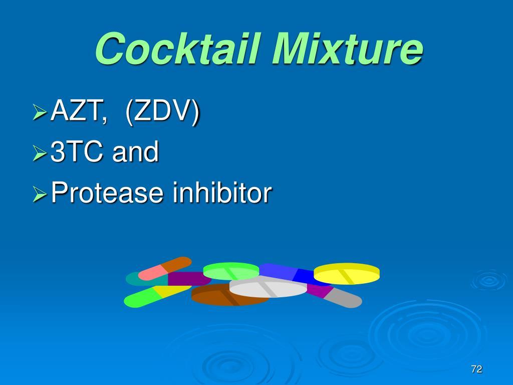Cocktail Mixture