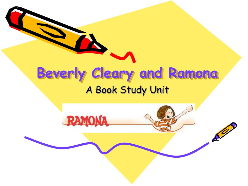 beverly cleary and ramona l.