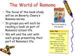 the world of ramona