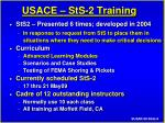 usace sts 2 training