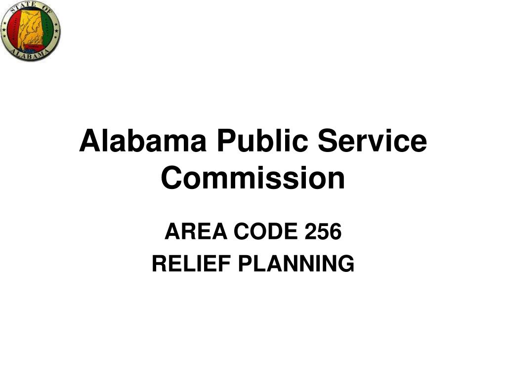 alabama public service commission l.