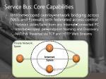 service bus core capabilities