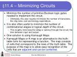 11 4 minimizing circuits