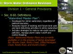 1 storm water ordinance revisions16