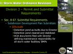 1 storm water ordinance revisions17