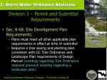 1 storm water ordinance revisions21