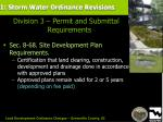 1 storm water ordinance revisions22