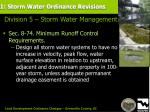 1 storm water ordinance revisions33