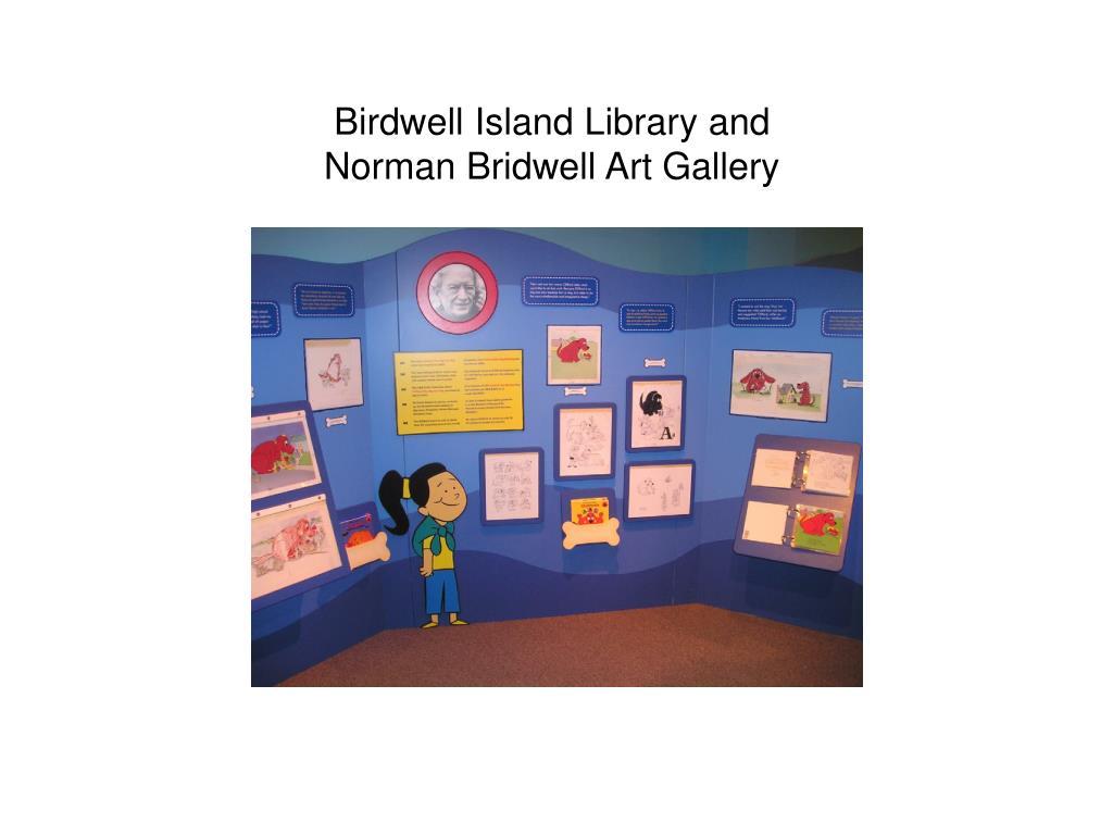 Birdwell Island Library and