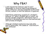 why fba